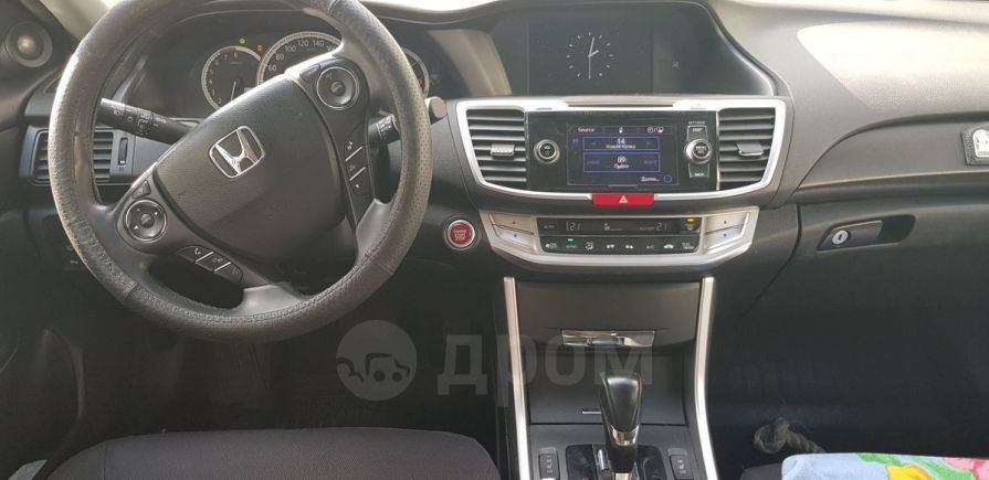 Honda Accord, 2013 год, 1 110 000 руб.