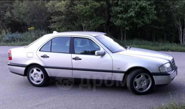 Mercedes-Benz C-Class, 1996 год, 165 000 руб.
