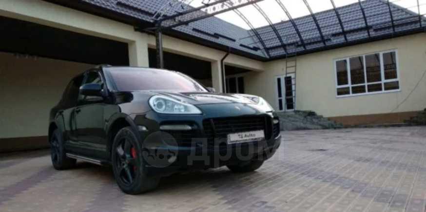 Porsche Cayenne, 2008 год, 735 000 руб.