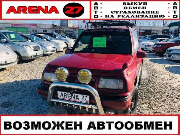 Suzuki Escudo, 1993 год, 138 000 руб.