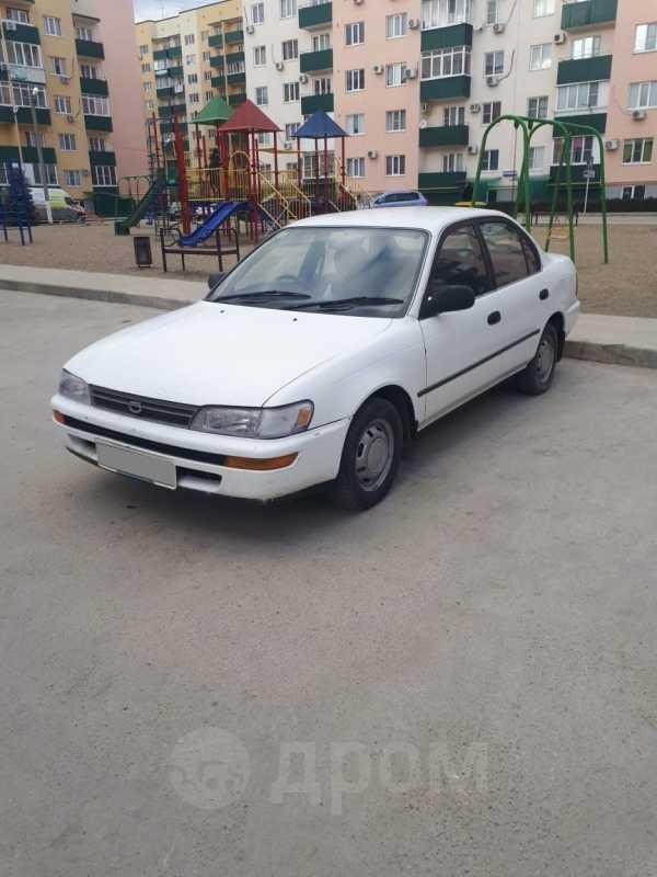 Toyota Corolla, 1992 год, 121 000 руб.