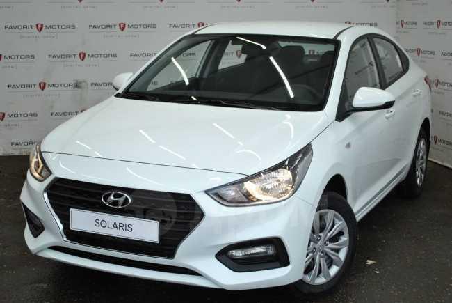 Hyundai Solaris, 2019 год, 849 000 руб.