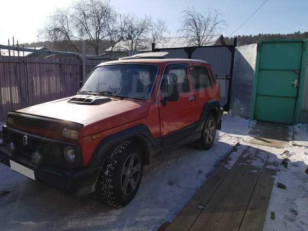 Лада 4x4 2121 Нива, 1986 год, 95 000 руб.