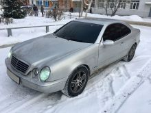 Mercedes-Benz CLK-класс, 1999 г., Омск