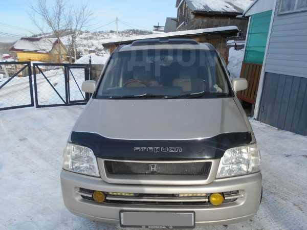 Honda Stepwgn, 1999 год, 285 000 руб.