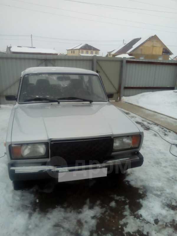 Лада 2107, 2011 год, 125 000 руб.