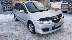 Mazda Premacy, 2000 г., Барнаул