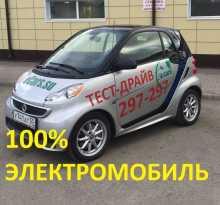 Омск Fortwo 2015