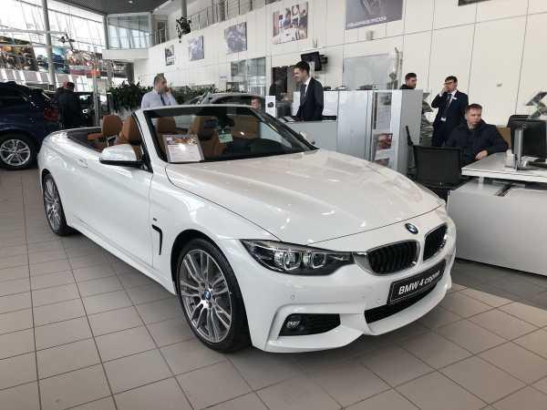BMW 4-Series, 2019 год, 3 907 500 руб.