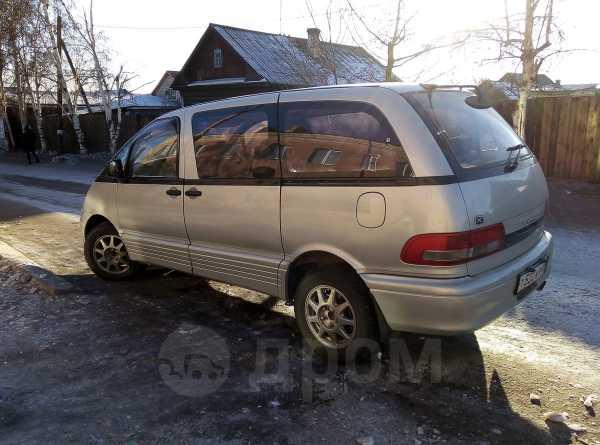 Toyota Estima Lucida, 1995 год, 169 000 руб.