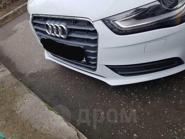 Audi A4, 2013 год, 740 000 руб.