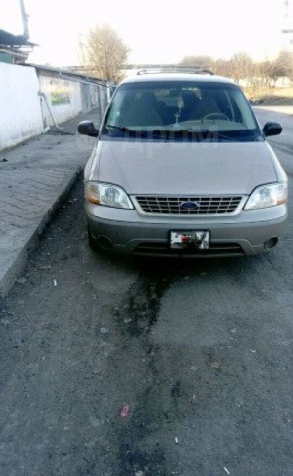 Ford Windstar, 2000 год, 285 000 руб.