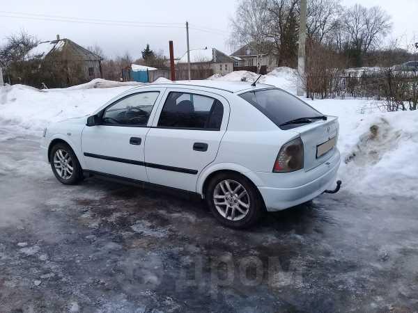 Opel Astra, 2004 год, 178 000 руб.