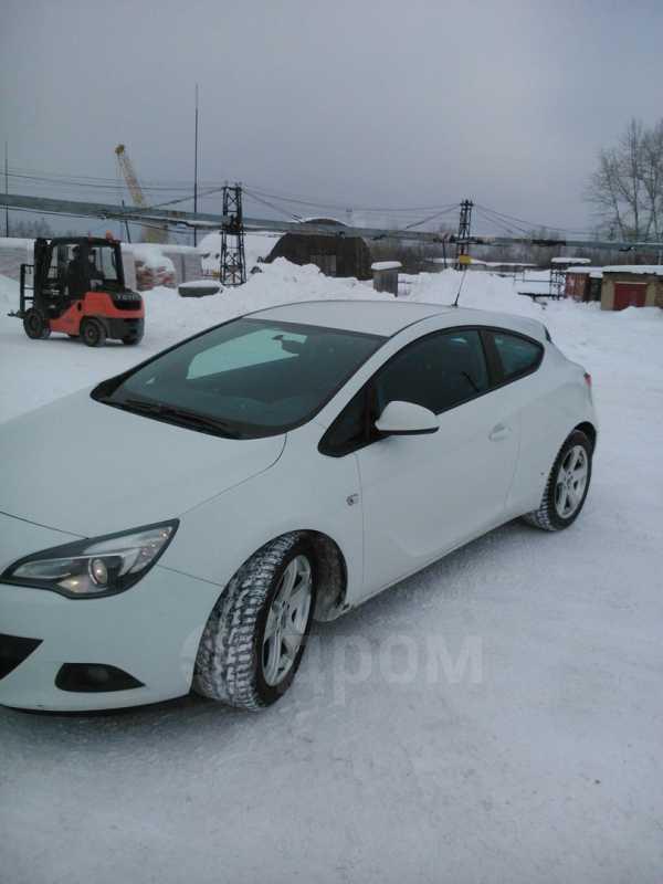 Opel Astra GTC, 2012 год, 460 000 руб.
