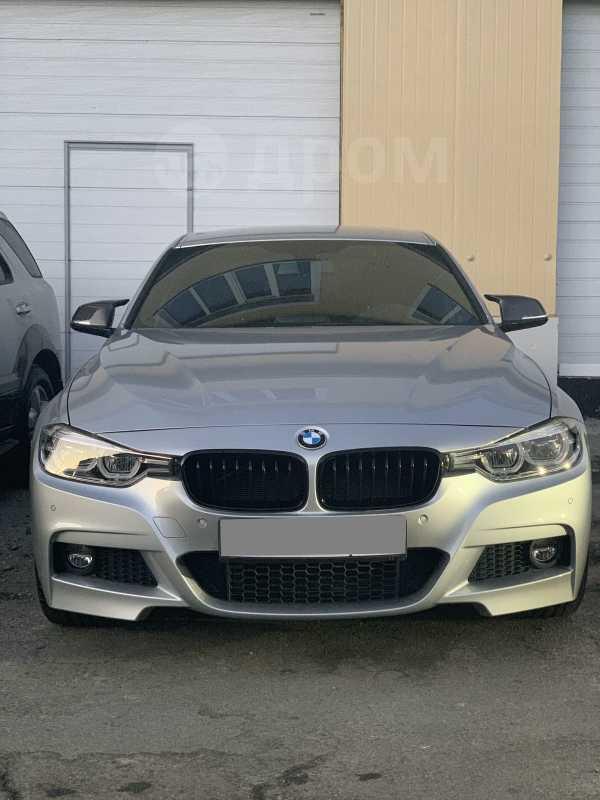 BMW 3-Series, 2017 год, 1 950 000 руб.