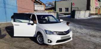 Черемхово Corolla Axio 2012
