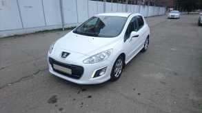 Краснодар Peugeot 308 2011