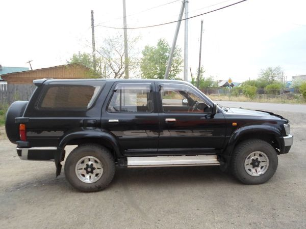 Toyota Hilux Surf, 1994 год, 480 000 руб.