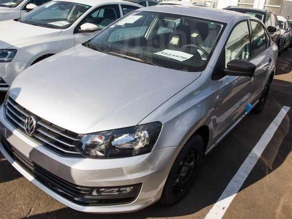 Volkswagen Polo, 2019 год, 990 300 руб.