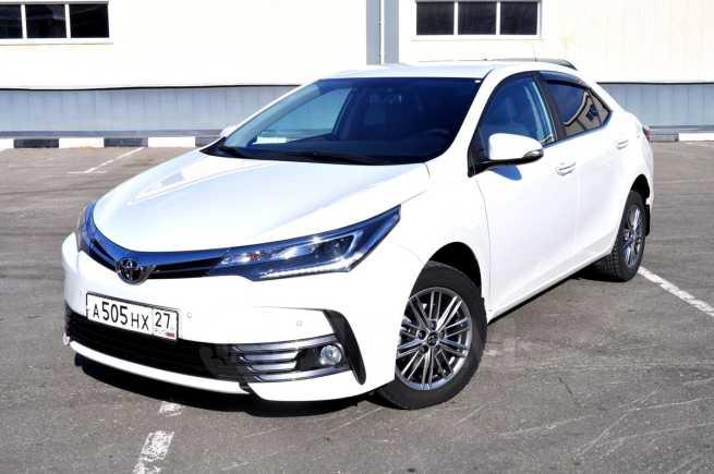 Toyota Corolla, 2018 год, 1 399 000 руб.