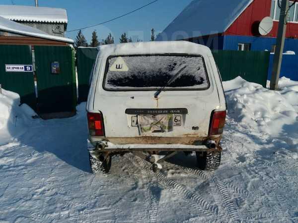 Лада 4x4 2131 Нива, 2001 год, 75 000 руб.