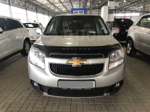 Chevrolet Orlando, 2012 год, 670 000 руб.