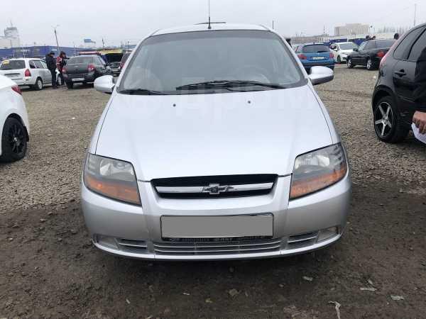 Chevrolet Aveo, 2006 год, 228 000 руб.