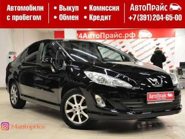 Peugeot 408, 2012 год, 405 000 руб.