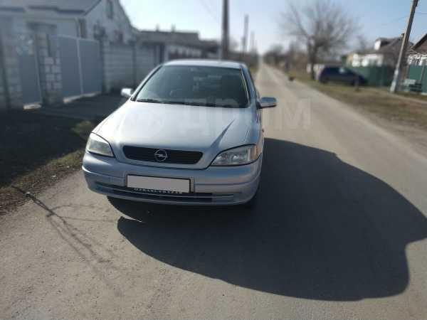 Opel Astra, 2004 год, 220 000 руб.