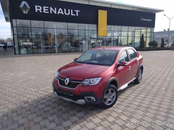 Renault Logan Stepway, 2019 год, 871 990 руб.