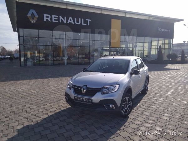 Renault Logan Stepway, 2019 год, 780 990 руб.