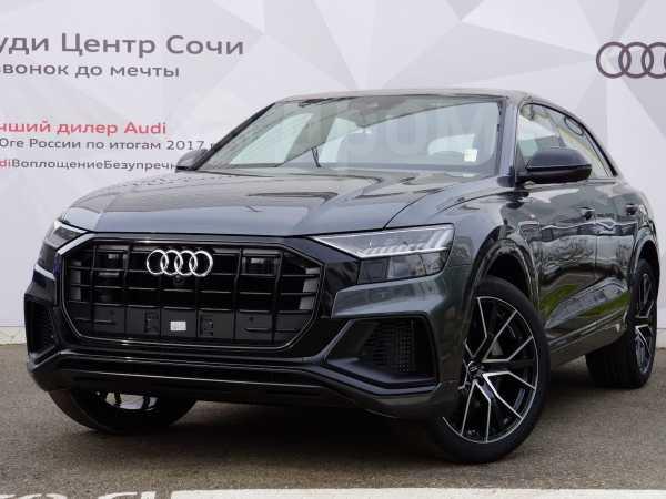Audi Q8, 2018 год, 7 300 000 руб.