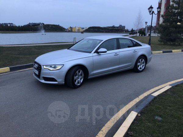 Audi A6, 2014 год, 1 190 000 руб.
