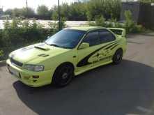 Ижевск Impreza WRX 1996