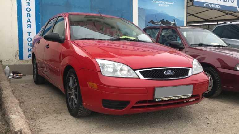 Ford Focus, 2005 год, 252 000 руб.