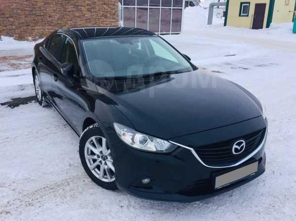 Mazda Mazda6, 2016 год, 1 139 000 руб.