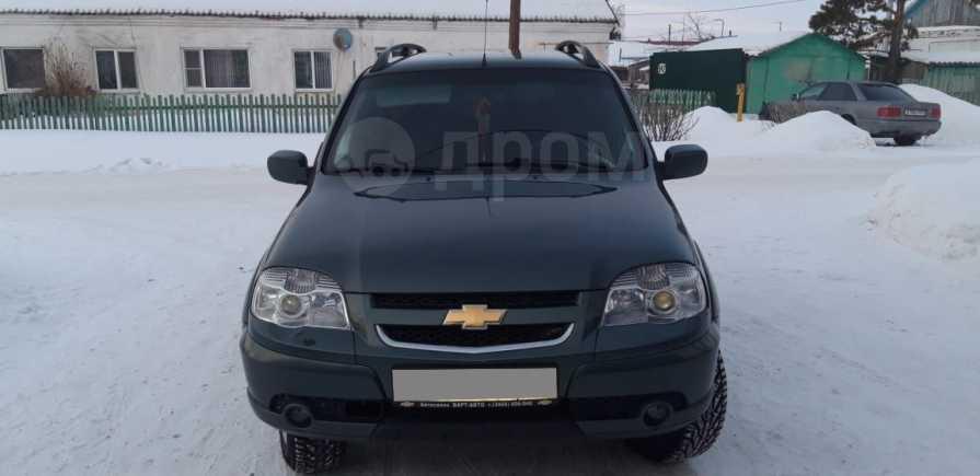Chevrolet Niva, 2011 год, 355 000 руб.