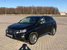 Калининград Lexus RX270 2014