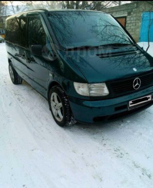 Mercedes-Benz Vito, 1998 год, 395 000 руб.