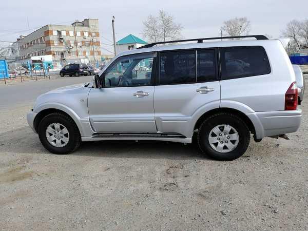Mitsubishi Pajero, 2005 год, 680 000 руб.
