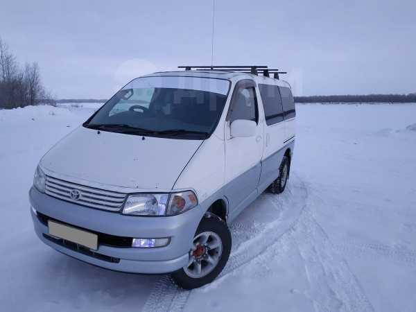 Toyota Hiace Regius, 1998 год, 438 000 руб.