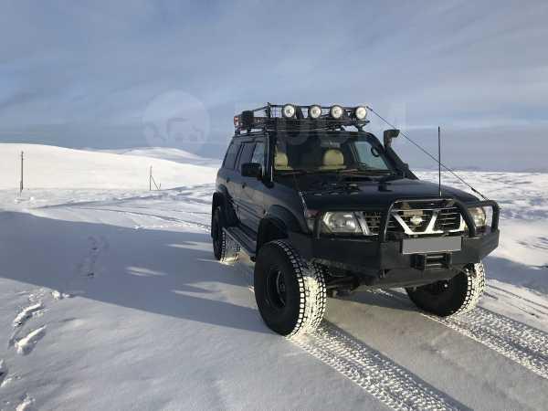 Nissan Patrol, 1998 год, 900 000 руб.