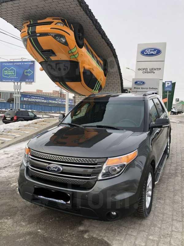 Ford Explorer, 2015 год, 1 749 000 руб.