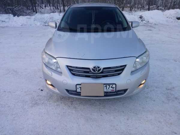 Toyota Corolla, 2008 год, 540 000 руб.
