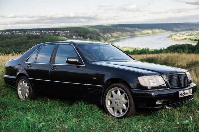 Mercedes-Benz S-Class, 1993 год, 1 200 000 руб.