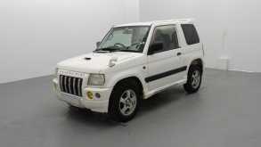 Свободный Pajero Mini 1999
