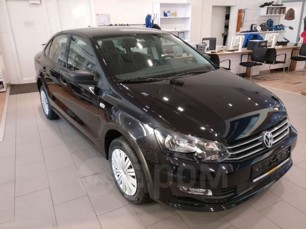 Volkswagen Polo, 2019 год, 828 370 руб.