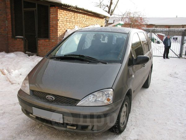 Ford Galaxy, 2000 год, 290 000 руб.