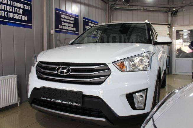Hyundai Creta, 2018 год, 1 180 900 руб.