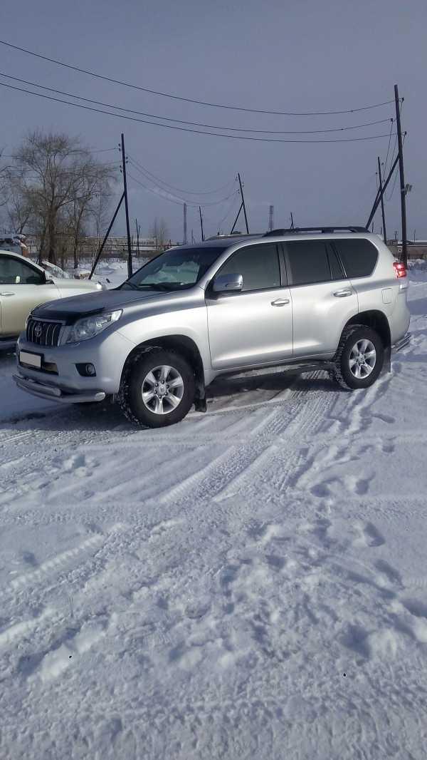 Toyota Land Cruiser Prado, 2013 год, 1 650 000 руб.